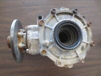 2002 Yamaha Grizzly 660 4x4 ATV Rear Diff Differential End (214/31)