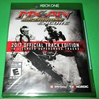 MX vs. ATV Supercross: Encore 2017 Official Track Edition Xbox One *Brand New