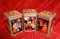 Nestle's Toll House Tin 25 Years Disney World Semi-Sweet Morsels  1971-1996 RARE