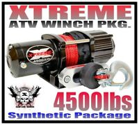 4500LB XTREME ATV WINCH KIT HONDA 2003-19 RINCON 4500 LB RT