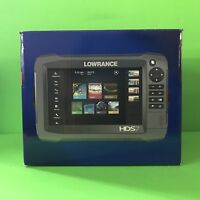 Lowrance HDS-7 Gen3 CHIRP GPS Fishfinder w/StructureScan Ducer & Insight USA Map
