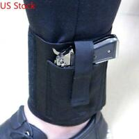 Universal Handgun Ankle Holster for Concealed Carry for Small Pistol US Stock