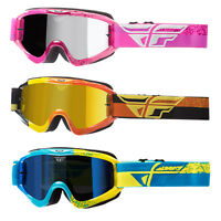 Fly Racing Motorcycle ATV Dirtbike Offroad 2018 Zone Composite Goggles Adult