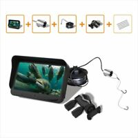 4.3inch HD Monitor Fish Finder 6 Infrared LED Night Vision Underwater Camera BB