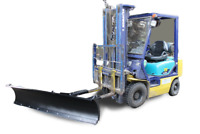 ATV snow plough ploughs plow for forklift