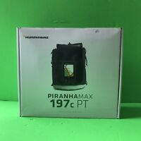 NEW - Humminbird Piranhamax 197c PT Portable Fishfinder with Battery and charger