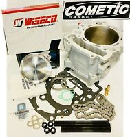 Raptor 700 Cylinder 11:1 Piston Top End Repair Rebuild Kit CP Carrillo JE Wiseco