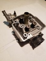 TRX 450R Engine Cylinder Head Complete W Valves From 2005 Honda