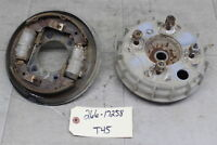 Honda 1986 1987 Fourtrax 350 1987 Foreman Oem Right Front Brake Drum Assembly