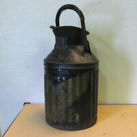 Buy Cheap Antique Ellisco 5 Gallon Sunoco Metal Gas Delivery Can Embossed Service Station Cans & Buckets