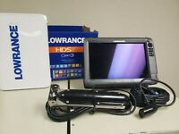 Lowrance HDS-12 Gen3 - Touch Screen