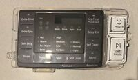 SAMSUNG CONTROL PANEL USER INTERFACE BUTTONS #DC64 03062 FOR WASHER WF45M5500. $99.00