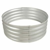 PLEASANT HEARTH OFW815FR Fire Ring,Infinity,Galvanized