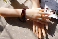 Silicone Female Hand Mannequin Hand Model Ring and Jewelry Display A688
