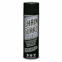 MAXIMA CRYSTAL CLEAR CHAIN  GUARD OIL, LUBE, ATV, MOTORCYCLE, BMX, DIRT BIKE