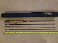 St. Croix Reign R906.4 9' 6wt. Fly rod. Used great condition.