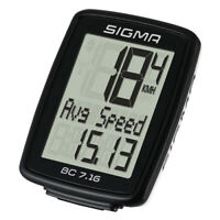 SIGMA 07160  BC 7.16 BICYCLE COMPUTER