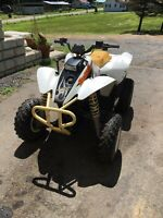 2004 Polaris Trailblazer 250 New seat cover ordered. Rebuilt engine and Trans.