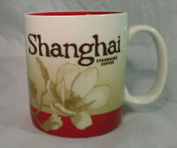 Starbucks Coffee Mug - Shanghai - Global Icon City Collector Series Mugs 16oz
