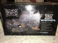 NEW IN BOX RedHead Reality Series Bluewing Teal Duck Decoy