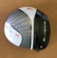 Cobra AMP Cell Silver Driver SmartPad Men's Right Hand (Head Only - No Shaft)
