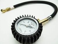 Low Pressure Tire Gauge Pro grade (0-30 psi) ATV Motorcycle Use