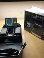 Humminbird LCR 400 ID Fish finder Head Unit and Case Only No Power Supply