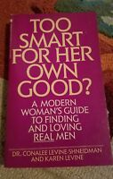 Too Smart For Her Own Good? $3.00