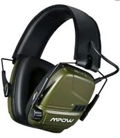 Mpow Electronic Noise Reduction Ear Muff Model HP094A New