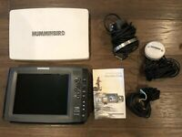 Humminbird 1198C SI HD GPS 10.4