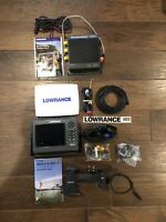 Lowrance HDS 7 Gen 2 Non Touch Fishfinder/GPS Head Unit + Structure Scan
