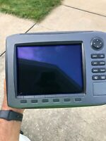 Lowrance hds8 gen2 fish finder with cover and mount only