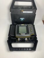 HUMMINBIRD 200DX Fish Finder Head And Case and Mounting Base Only