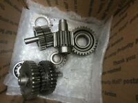 2006 Honda Rancher 400 AT 4x4 ATV Tranny Transmission Gears Lot