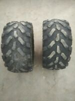 USED 26X11X12 POLARIS RANGER TIRES CARLISLE PXT ATV TIRE 26 X 11.00 X R12