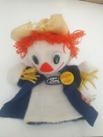 1975 Ford Motor Company Happy Hays Hand Puppet Rare Vintage