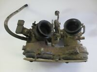 2008 Kawasaki Brute Force 750 4x4 ATV Fuel Injection Throttle Bodies