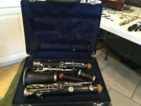 Vintage Selmer Clarinet With Hard Case, P0032944