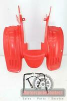 05-06 CAN-AM DS90 4 STROKE MID SIDE FAIRING COWL PLASTIC OEM RED