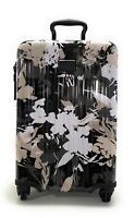 Tumi V3 International Carry-On Expandable Luggage Spinner Light African Floral