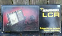 Humminbird LCR 4000 Fish Depth Finder Vintage NOS NEW