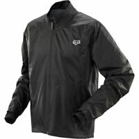 FOX Men's Adult Legion Packable Jacket Black Off-Road/MX/ATV/Motocross 06438