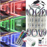 10~500FT 5050 SMD 3 LED Module STORE FRONT Window Light Strip Or Remote Power