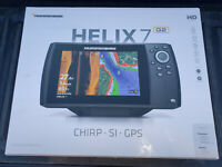 Humminbird Helix 7 G2 Chirp Si GPS Fish Finder  NEW Open Box