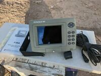 Lowrance Eagle Sea Champ 1000 Fish Finder Head Unit Marine Depth Fishing Boating
