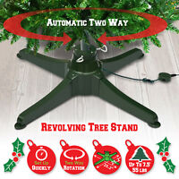 Rotating Tree Stand for 7.5ft Artificial Christmas Tree Revolving Tree Base Only