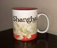 NEW NWT Starbucks Shanghai Icon Mug Collectible 2012