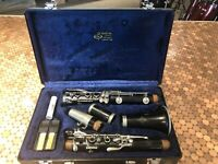 Buffet Crampon E11 Intermediate Wood Bb Clarinet With Case Made In Germany