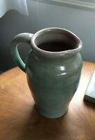 early pisgah forest pottery Southern pitcher 1927 NC Walter Stephan