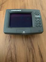 Lowrance LCX-27c Head Unit! Good Condition Used